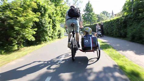 Carbon side bike from Scandinavian Side Bike - YouTube