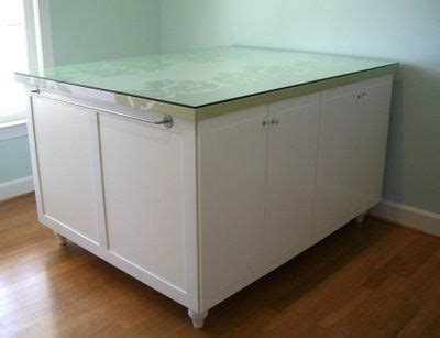 cut ikea kitchen cabinets best 20 fabric cutting table ideas on