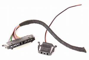 Rh Tail Light Lamp Wiring Harness Pigtail 93