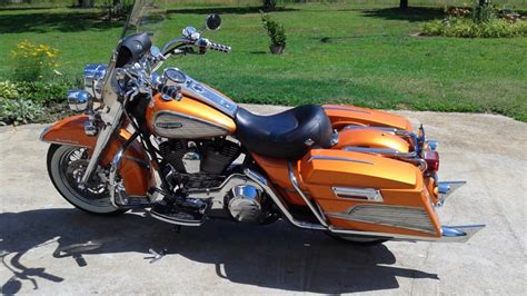 Harley Davidson Road King Classic Motorcycles For Sale In