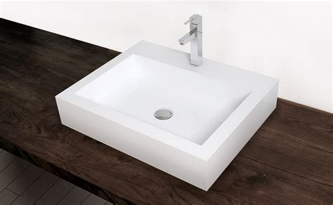 small countertop sink model wb   badeloft usa