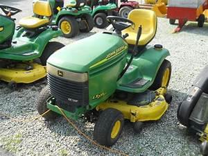 John Deere Model Lx277 Lawn Tractor Parts