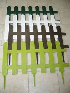 Bordure Jardin Pvc : bordure de jardin en pvc modele picnic ~ Melissatoandfro.com Idées de Décoration