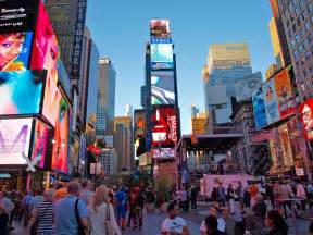 New York Times Square Attractions