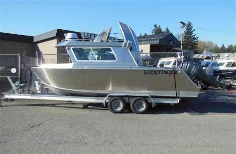 Used Aluminum Fishing Boats For Sale Bc by Lifetimer Aluminum Boats Duncan Cowichan