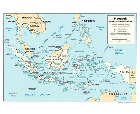 maps  indonesia collection  maps  indonesia asia