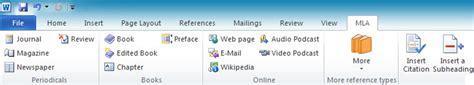 mla  edition format templates  windows mac