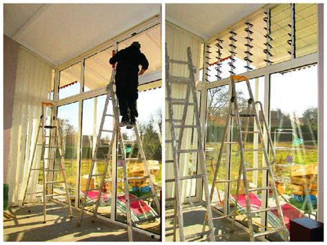 vitre fixe vitrage galerie vmb exemple de chantiers r 233 alis 233 s en pose de