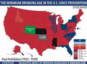 New York's Drinking Age History timeline | Timetoast timelines