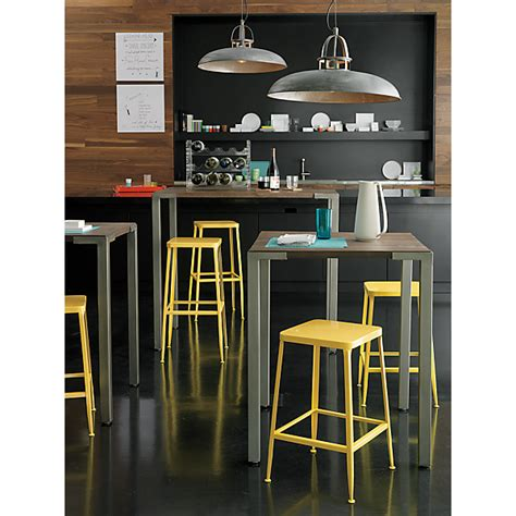 stilt  high dining table cb