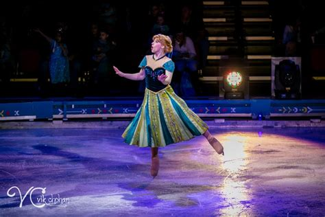 frozen disney  ice vik chohan photography