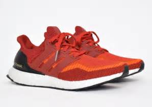 Adidas Red Boost Ultra
