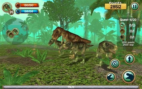 amazoncom tyrannosaurus rex sim  appstore  android