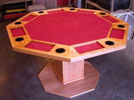 ryans poker table  poker table diy octagon poker