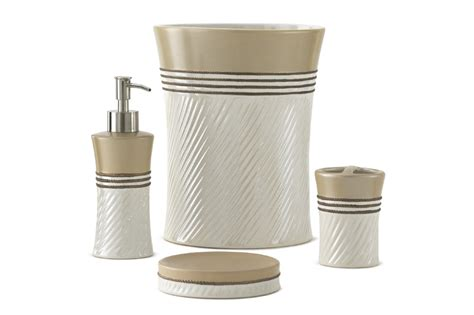 soap and lotion dispenser bathroom accessories bed bath macy s shop dkny bathroom accessories