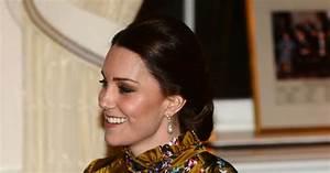 Pregnant Kate Middleton pays subtle tribute to Princess ...