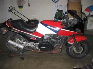 1985 Kawasaki Ninja 900 Zx900
