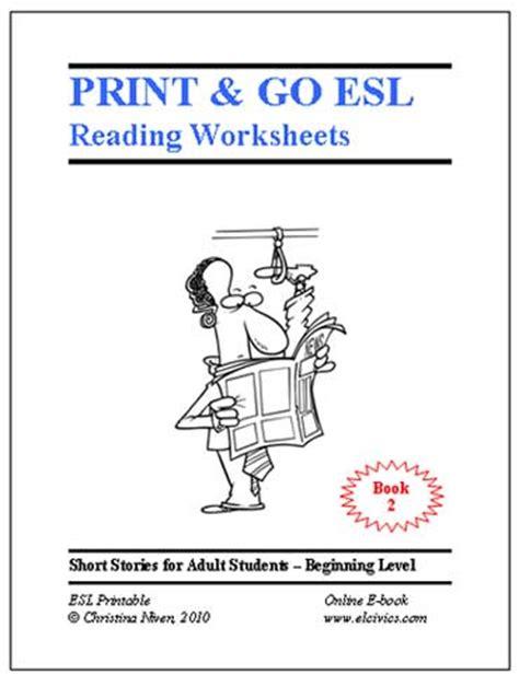 esl ebooks printable worksheets