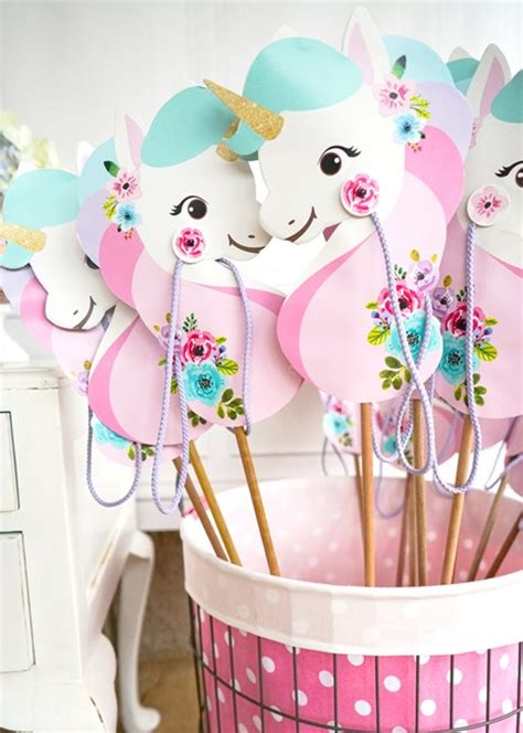 go ask 12 magical unicorn ideas that will