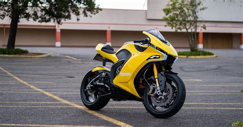 The Damon Hypersport Is Your 200 MPH Smart Electric Superbike