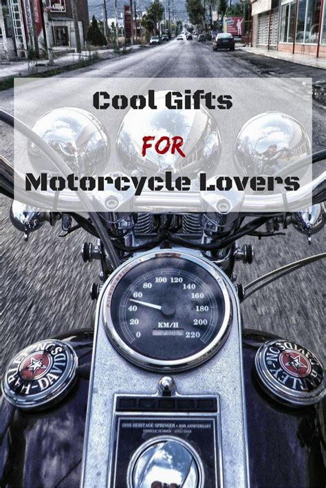 12 cool gifts for motorcycle lovers 2017 absolute christmas