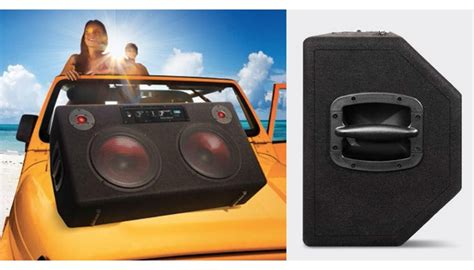 ion road warrior bluetooth speaker unveiled