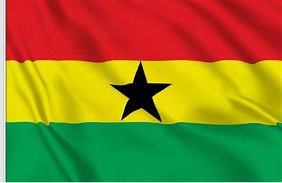Ghana Drapeau Flag Bandiere Bandiera Bandera Africa