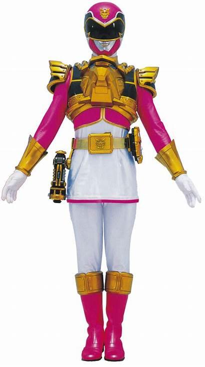 Pink Emma Gosei Power Super Goodall Wiki
