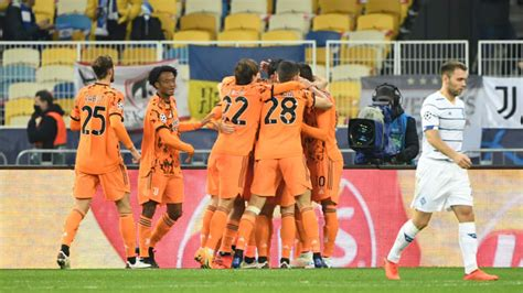 Juventus vs Dynamo Kyiv Preview: How to Watch on TV, Live ...