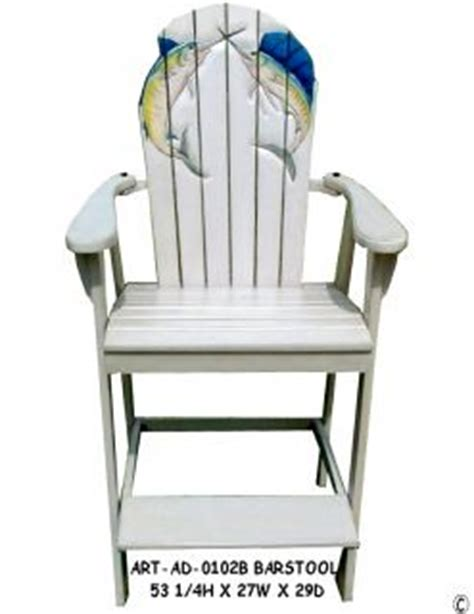 parrot chair fishtales outdoor patio furniture