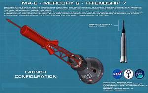 MA-6 Mercury 6 Friendship 7 ortho [1] [new] by ...