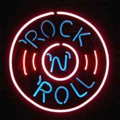 John's World R Is For Rock And Roll