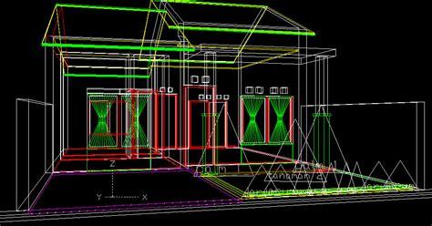 rumah desain kataideku tutorial autocad  material