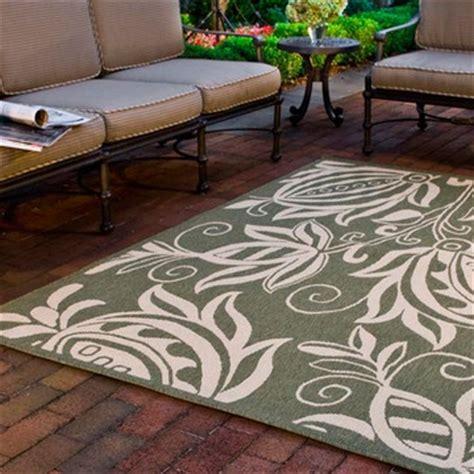 patio rug design