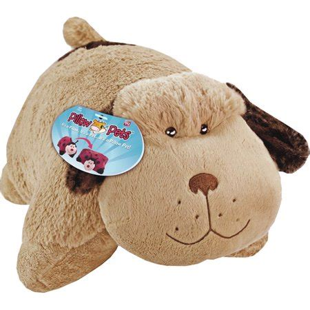 pillow pets wee as seen on tv pillow pet wee snuggly puppy walmart