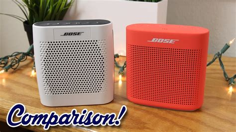 bose soundlink color bose soundlink color ii vs 1st complete comparison