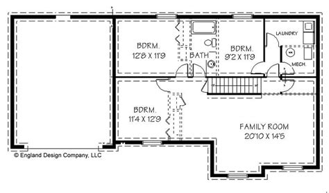 Luxury Simple Ranch House Plans With Basement New Home