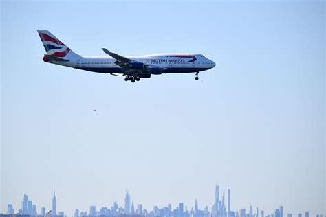 NYC to London 'air bridge' being discussed by US, UK: report