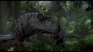 Happyotter: JURASSIC PARK III (2001)  Velociraptor