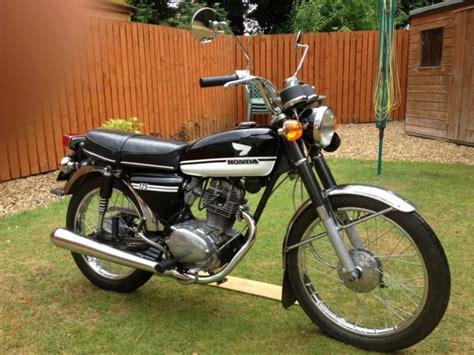 restored honda cb125s 1972 photographs at classic bikes restored bikes restored
