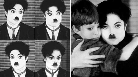 michaels tribute  charlie chaplin michael jackson