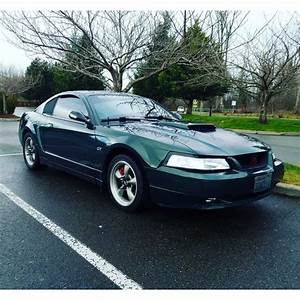 4th generation 2001 Ford Mustang GT Bullitt For Sale - MustangCarPlace