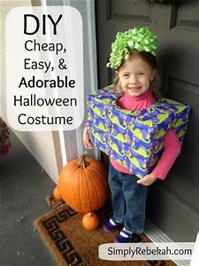 DIY Cheap Easy and Adorable Birthday Present Halloween