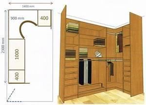 Plan Dressing En U : dressing separation chambre cuisine idconcept ~ Melissatoandfro.com Idées de Décoration
