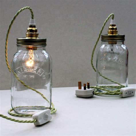 Bespoke Kilner Jar Table Lamp ? Unique's Co.