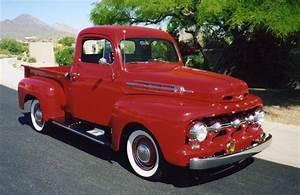 1952 Ford F-100 Pickup