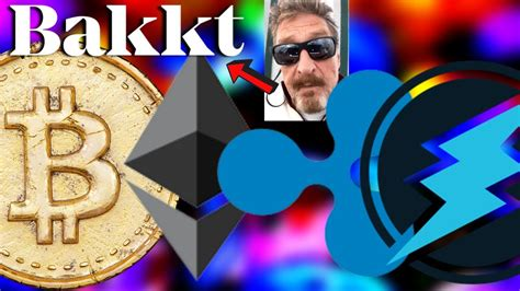 The us presidential candidate john mcafee has always been famous as a bitcoin permabull who first predicted btc to hit $500,000 in late 2020, later on raising his bet to $1 mln. Bitcoin BAKKT Update | John McAfee Bitcoin Prediction ...