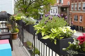 Lösungen Für Kleine Balkone : 1001 ideen zum thema stilvollen kleinen balkon gestalten ~ Bigdaddyawards.com Haus und Dekorationen