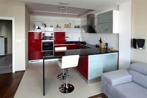 Kleine Küche Einrichten Tipps : einrichtungsideen kleine wohnk che ~ Michelbontemps.com Haus und Dekorationen