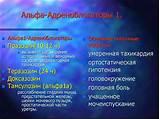 Прямые альфа и бета адреномиметические средства